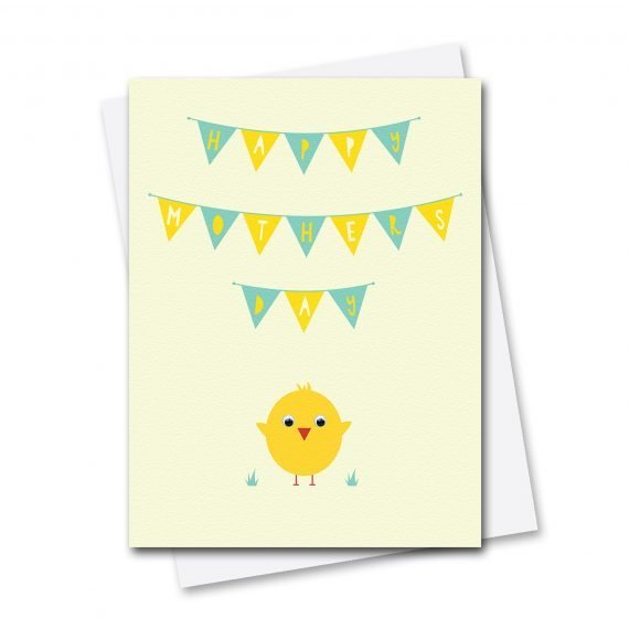645-Happy-Mother's-day-Chick-Card-Stripey-Cats