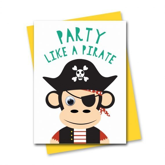 Stripey-Cats-Pirate-Monkey-Birthday-Card-Party-like-a-pirate