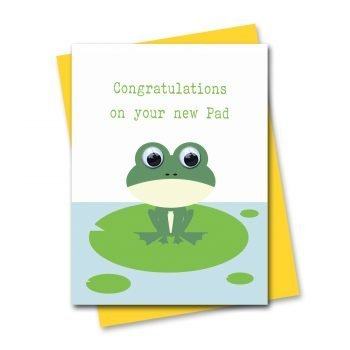 Stripey-Cats-815-New-Pad-Frog-Card