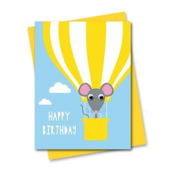 Stripey-Cats-Mouse-Happy-Birthday-card